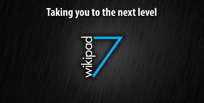 Wikipad 7